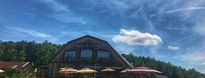 Fonta Flora Brewery At Whippoorwill Farm is one of My Brewery List.