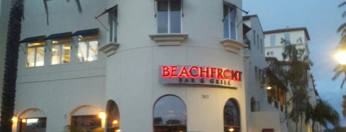 Beachfront 301 Bar & Grill is one of Restaurants & Bars.
