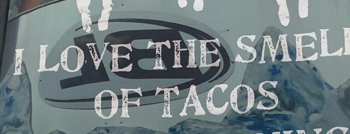 Taco Stand is one of Locais curtidos por Brandy.