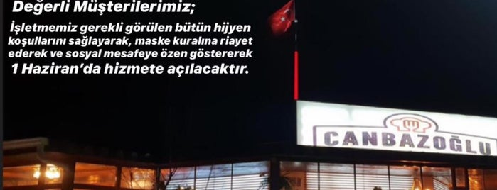Canbazoğlu Et Mangal Kahvaltı is one of 1.
