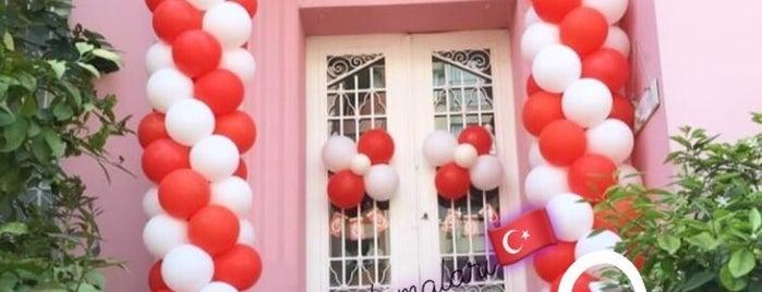 Ayçiçeği Anaokulu is one of Orte, die Merve gefallen.