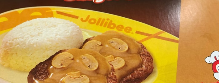 Jollibee is one of Chriz Phoebe 님이 저장한 장소.