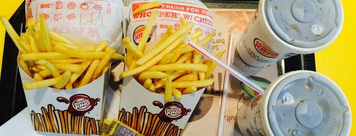 Burger King is one of Maria Jose 님이 좋아한 장소.