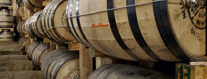 Nelson's Greenbrier Distillery is one of Nashville.