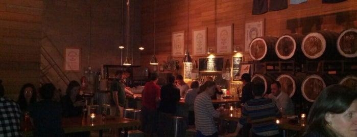 SingleCut Beersmiths is one of Lugares favoritos de Patrick.