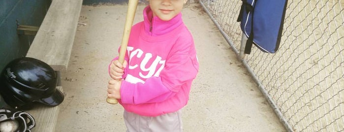 ICYP Little League Baseball Field is one of Tempat yang Disukai Mario.