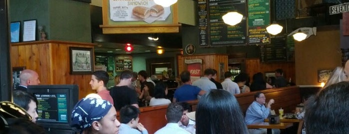 Potbelly Sandwich Shop is one of TODO New York City.