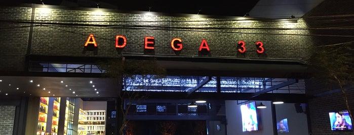 Adega 33 is one of Posti che sono piaciuti a Carolina.