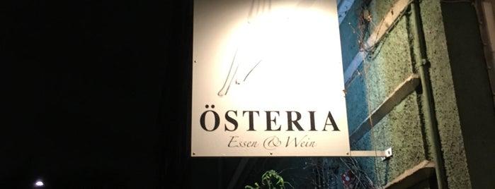 Österia is one of Locais curtidos por Stevan.