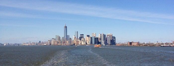 Staten Island Ferry - Whitehall Terminal is one of #myhints4NewYorkCity.