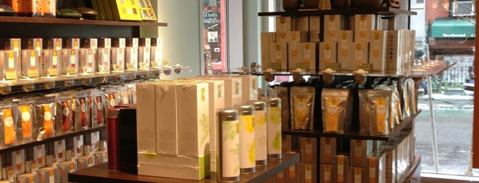 Le Palais des Thés is one of Where to Buy Tea in NYC.