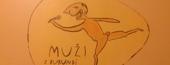 Těsně vedle Burundi is one of สถานที่ที่ Emilia ถูกใจ.