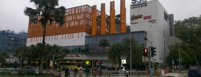 Sembawang Shopping Centre is one of Retail Therapy Prescriptions SG.