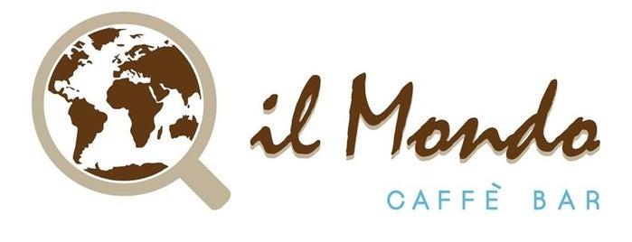 il Mondo caffè bar is one of Orte, die El Micho gefallen.