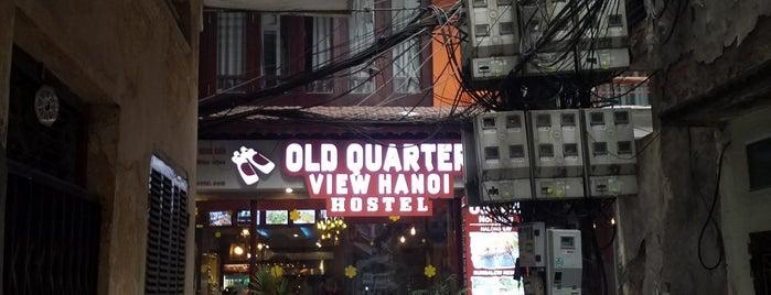 Old Quarter View Hanoi Hostel is one of Vietman.