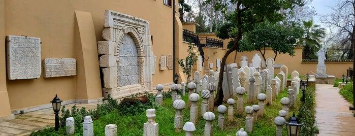 Antalya Etnografya Müzesi is one of Posti che sono piaciuti a Yılmaz.