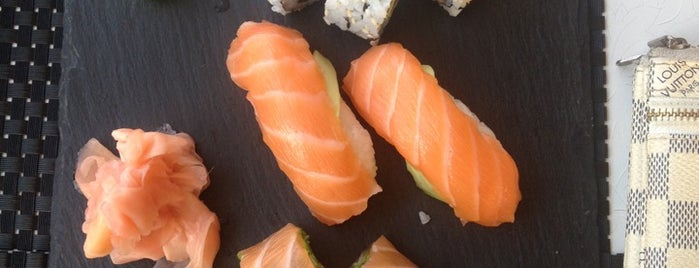 Go Sushi is one of sırbistan.