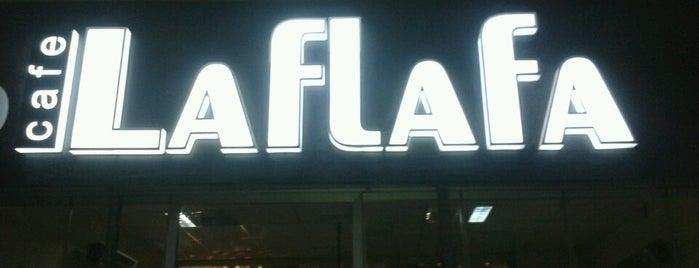 Laflafa is one of Favorite Food.