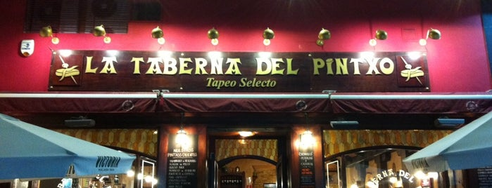 La Taberna del Pintxo is one of Marbella - Malaga.