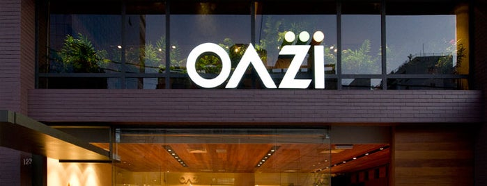 Oazi Restaurante is one of comidinhas.