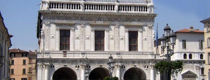 Palazzo della Loggia is one of Brescia: discover the Lioness of Italy #4sqcities.