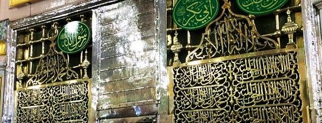 Medina is one of Tempat yang Disukai Bengü.