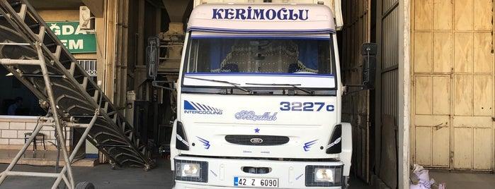 KTB   Konya Ticaret Borsası is one of Orte, die Volkan gefallen.
