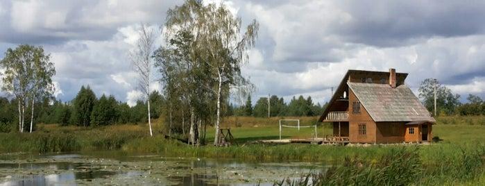 Viesu nams Slugas is one of AtputasBazes.lv VOL 2.