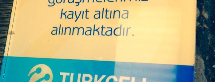 Turkcell Mağazası is one of Posti che sono piaciuti a TC Didi.