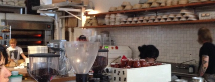 The Mill is one of Coffee worth travelling for.