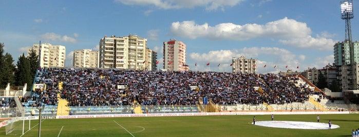 Adana 5 Ocak Fatih Terim Stadyumu is one of intersport2.