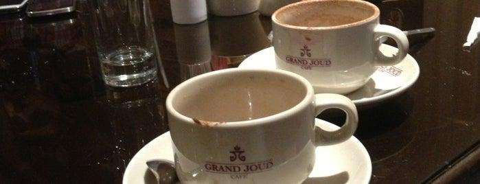 Grand Joud Cafe is one of Zurab : понравившиеся места.