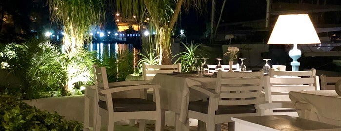 Mori restaurant is one of Fethiye.