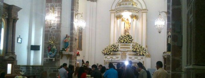 iglesia san francisco de asis is one of Por corregir.
