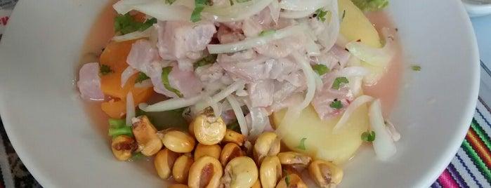 Tradiciones Peruanas is one of Restaurantes alternas.