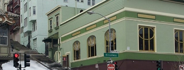 Green Tortoise Hostel is one of sf.