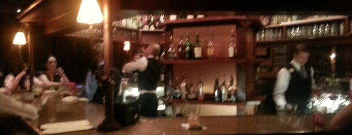 The Driskill Bar is one of TV Food Spots: Austin Metro Area.