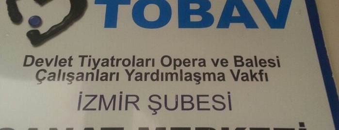 TOBAV İzmir (Devlet Tiyatroları Opera ve Balesi) is one of Orte, die Şule gefallen.