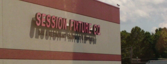 Session Fixture Company, Inc. is one of Places I End Up Frequently.