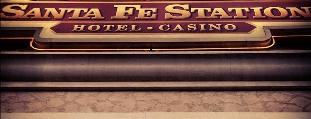 Santa Fe Station Hotel & Casino is one of CASINOS.