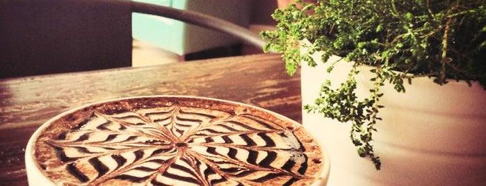 Palatte Coffee & Art is one of สถานที่ที่ Patrick ถูกใจ.