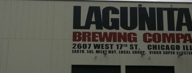 Lagunitas Brewing Company is one of Places to go.