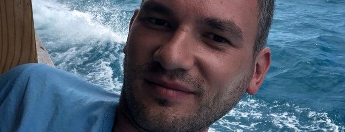 Reisbey 1 Akyaka Tekne Turu is one of Tarık'ın Beğendiği Mekanlar.