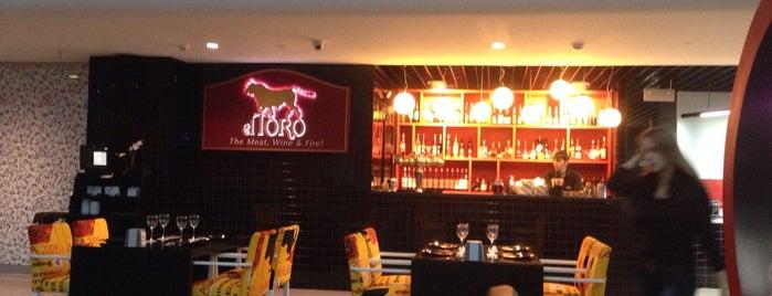 El Toro is one of Вкусные места.