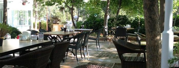 Liva Restaurant is one of Lieux sauvegardés par Aydın.