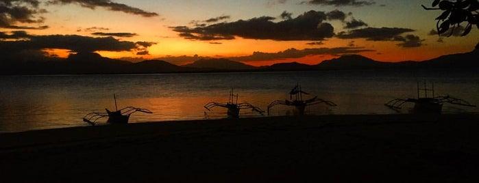 Pandan Island is one of Filipinler-Manila ve Palawan Gezilecek Yerler.