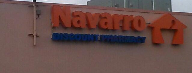 Navarro is one of Orte, die BMF gefallen.