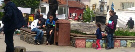 Paşabahçe Meydan is one of Gizemliさんの保存済みスポット.