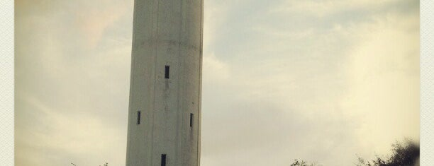 Sulphur Springs Water Tower is one of Kimmieさんの保存済みスポット.