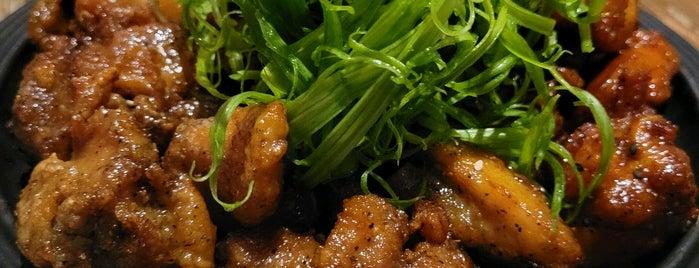 Den Den Korean Fried Chicken is one of Providence, RI.